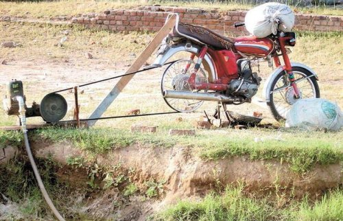 bike-pump-jugaad