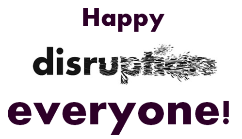 HappyDisruption
